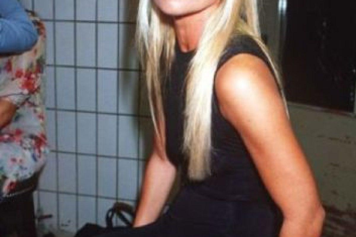 ¿Qué tal hablar de Donatella Versace en los 90? Foto:Vogue. Imagen Por: