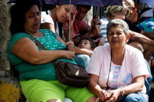 Crisis en Venezuela tras el escaseo de productos básicos Foto:AFP. Imagen Por: