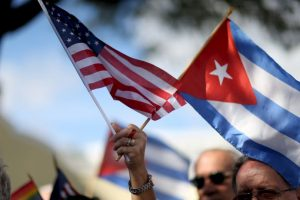 """""""Es una razón económica la que hizo que Cuba hiciera a un lado toda esta parte ideológica revolucionaria que no le ha dado beneficios al pueblo cubano"""", aseguró Pérez del Peral Foto:Getty Images. Imagen Por:"""