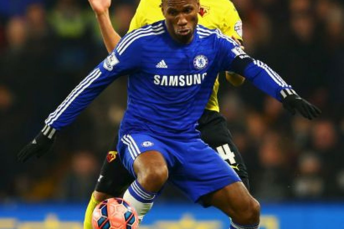 El Chelsea pagó 31.4 millones de euros al Olympique de Marsella por hacerse con sus servicios Foto:Getty. Imagen Por: