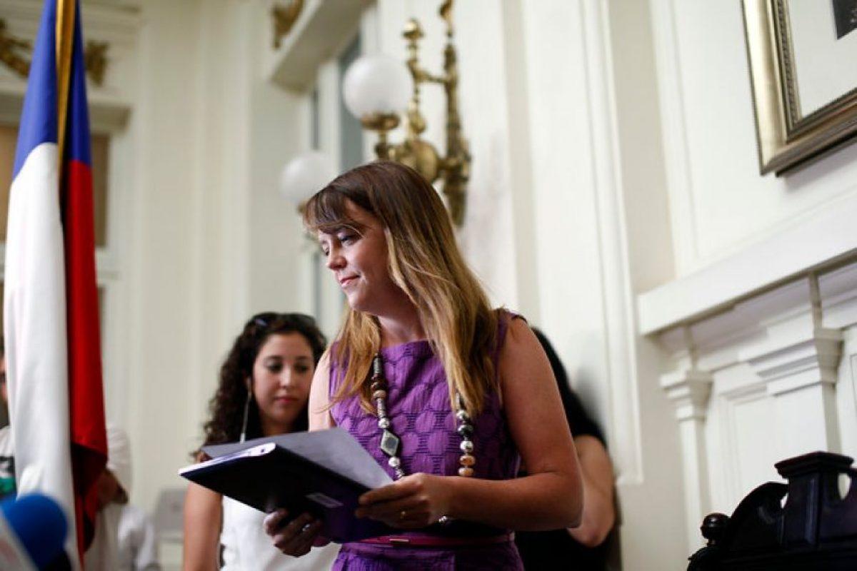 Dichos de la senadora Ena Von Baer respecto a su vinculo con el caso Penta Foto:Agencia Uno. Imagen Por: