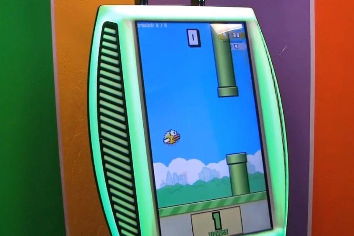 El videojuego ahora se puede disfrutar en una pantalla más grande. Foto:vía ASI Dubai. Imagen Por: