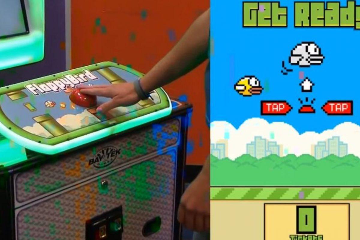 Flappy Bird dio el salto de los smartphones al arcade. Foto:vía ASI Dubai. Imagen Por: