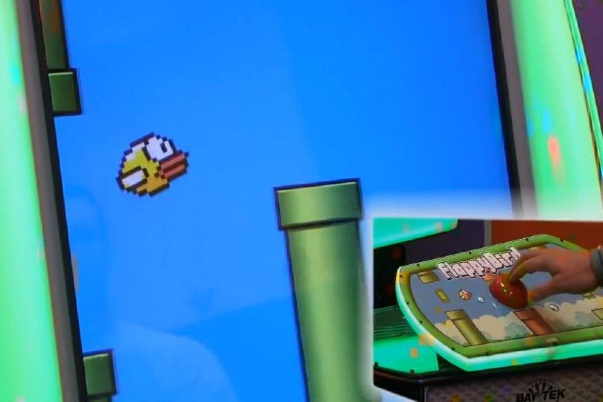 Un botón es suficiente para manejar al ave amarilla. Foto:vía ASI Dubai. Imagen Por: