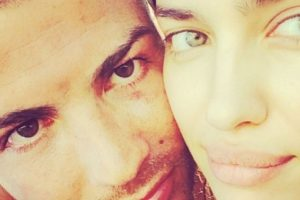 Cristiano Ronaldo e Irina Shayk se habrían separado antes de Año Nuevo. Foto:instagram.com/irinashayk. Imagen Por: