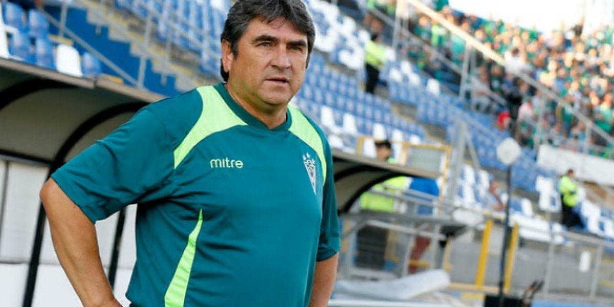 Se enojó Emiliano: Astorga estaría molesto por falta de refuerzos en Wanderers