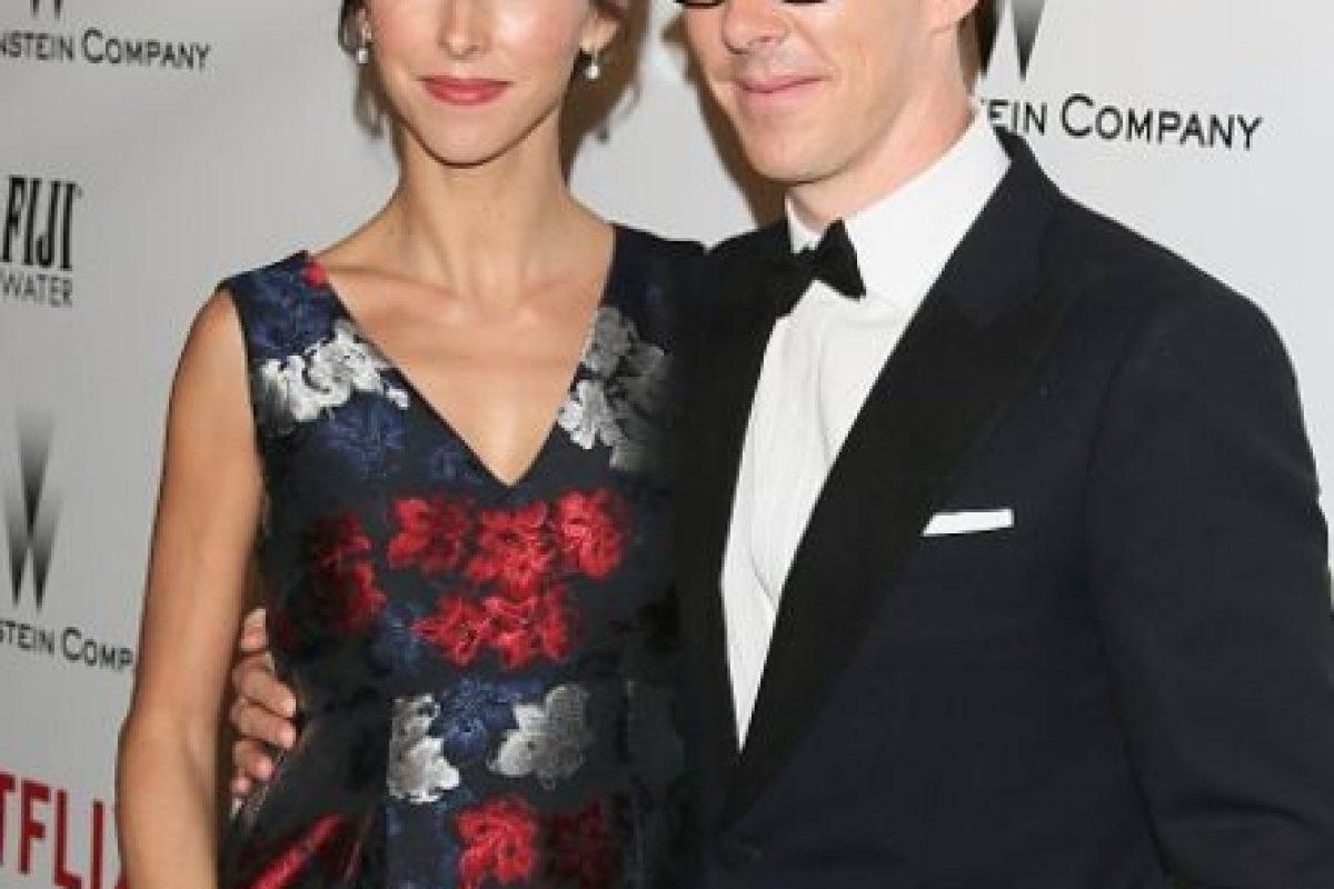 No se queda atrás Sophie Hunter, futura esposa del actor británico Benedict Cumberbatch Foto:Getty Images. Imagen Por: