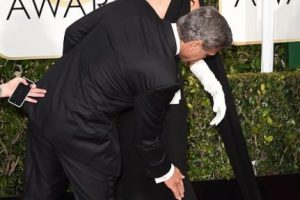 George Clooney expresó su admiración y amor por ella debido a su gran capacidad intelectual. Foto:Getty Images. Imagen Por: