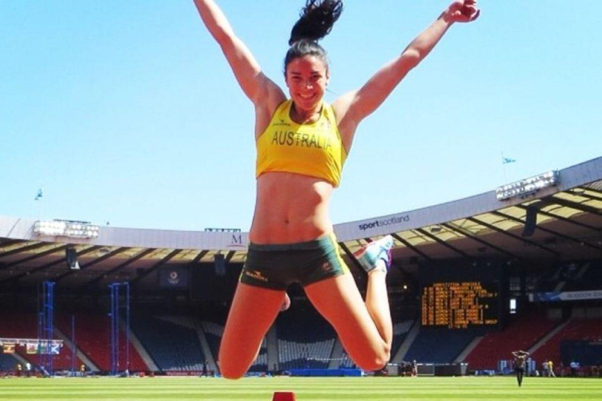 Mira las mejores imágenes de la vallista australiana Foto:Instagram: @mjenneke93. Imagen Por: