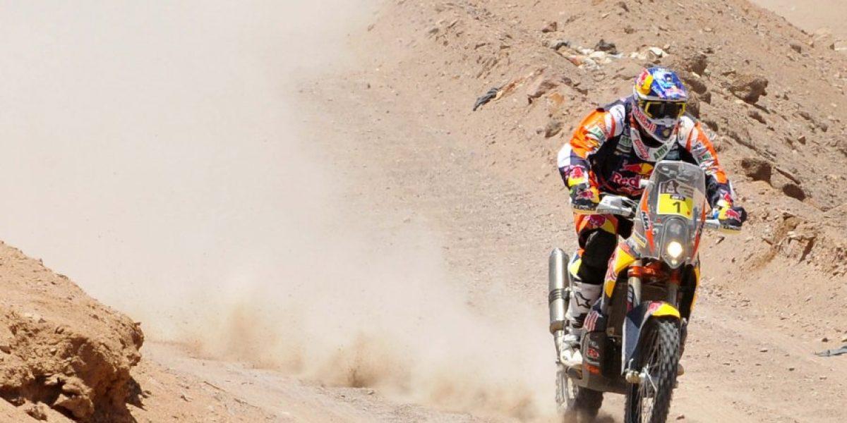 Marc Coma hizo valer su experiencia para quedarse con el Dakar