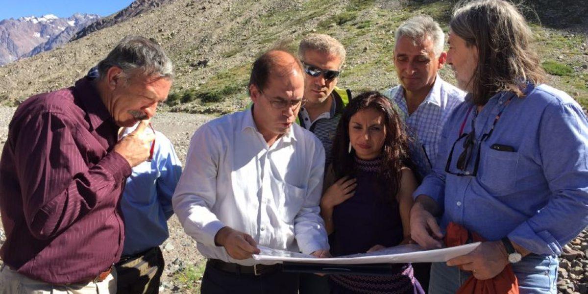 Todo listo para construir nuevo túnel entre Chile y Argentina