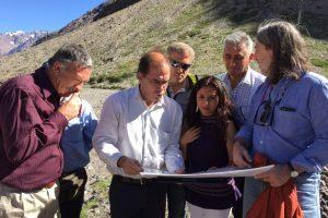 Ministro Alberto Undurraga Foto:Intendencia. Imagen Por: