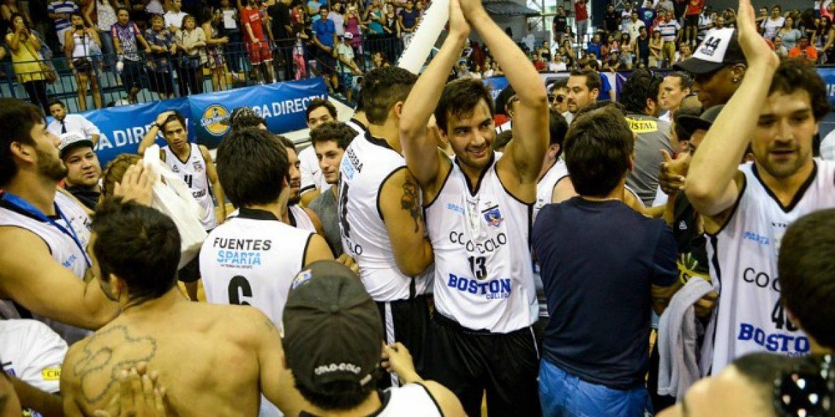 Colo Colo se instala en la final de la Liga Nacional de Básquetbol