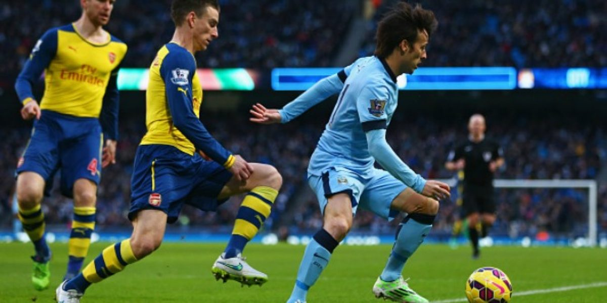 En vivo: Manchester City vs. Arsenal