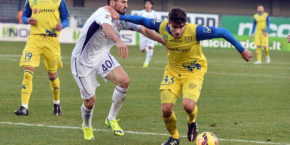 Con un Fernández muy activo, Fiorentina venció a Chievo y se acerca a zona de copas