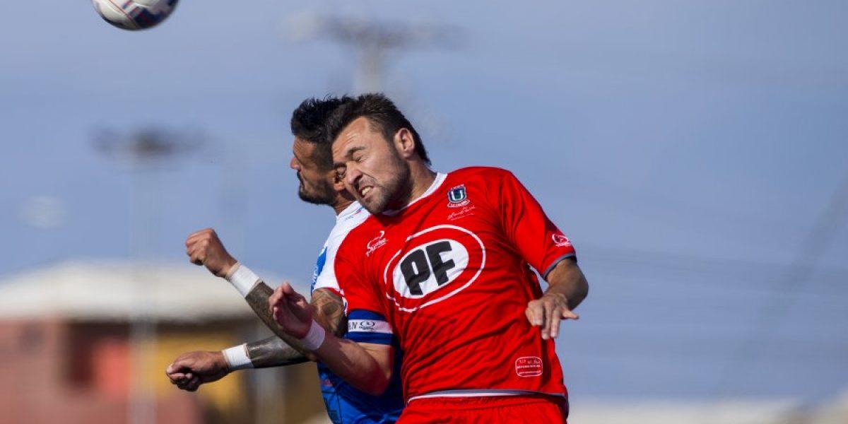 Con un goleador Pineda, La Calera triunfó tras épica remontada ante Antofagasta