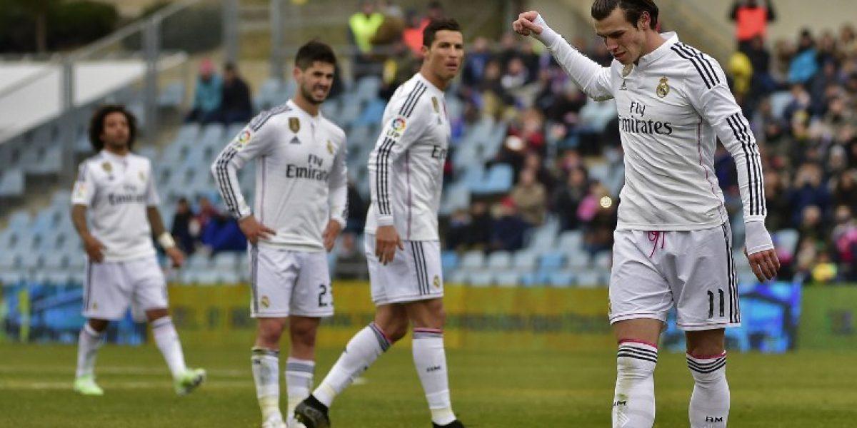 Real Madrid sigue pegando fuerte y goleó gracias a la dupla Cristiano-Bale