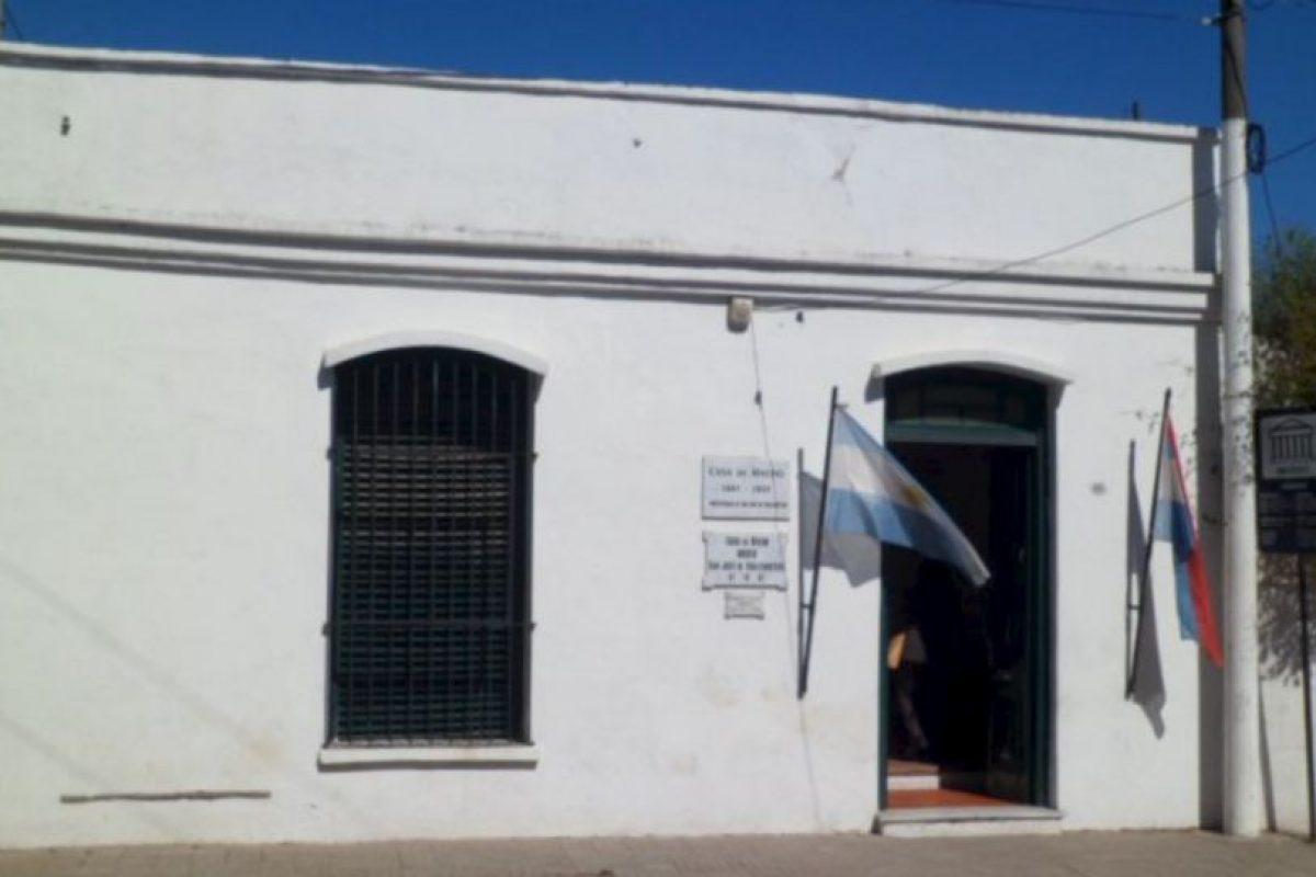 Una mujer se suicidó en el lugar y sigue allí. Foto:Gualeguaychu en Foco. Imagen Por: