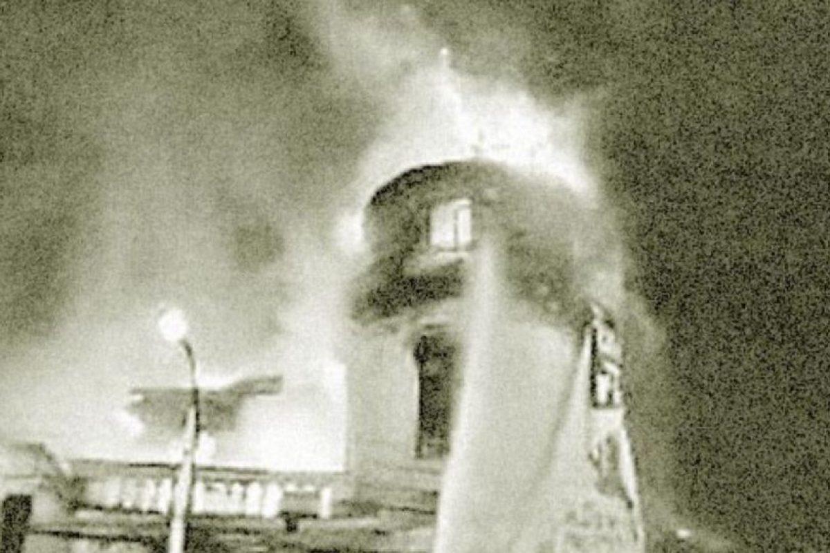 Se escuchaban crujidos y ruidos Foto:Prensa /Urbatorium. Imagen Por: