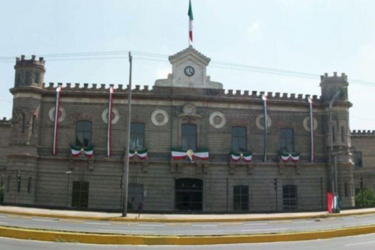 Palacio Lecumberri (México) Foto:Wikimedia. Imagen Por: