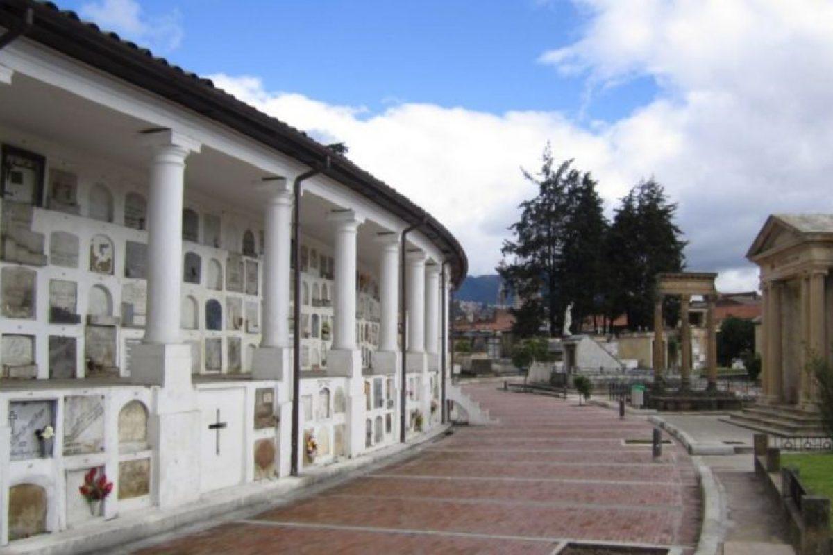 Cementerio Central (Bogotá) Foto:Wikimedia. Imagen Por: