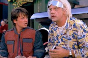 """El estreno de la película """"Volver al Futuro"""" Foto:Universal Pictures. Imagen Por:"""