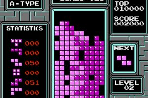 La primera edición del juego Tetris Foto:taringa.net. Imagen Por:
