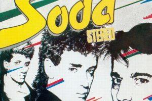"""La canción """"Nada Personal"""" de Soda Stereo Foto:Sony Music. Imagen Por:"""