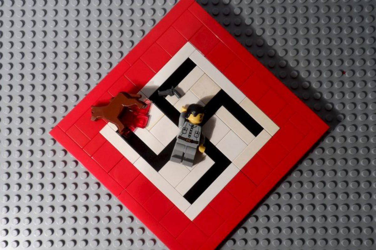 Abril de 1945: Hitler se suicida Foto:Fithboy/Flickr. Imagen Por: