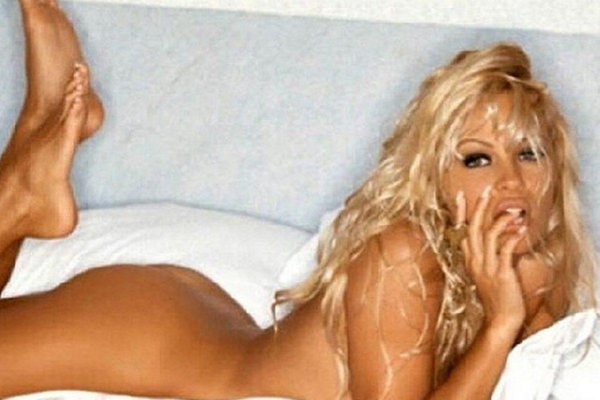 Pamela Anderson Foto:Instagram @pamelaanderson. Imagen Por: