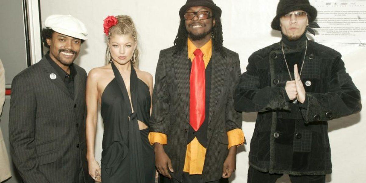 ¡Están de regreso! The Black Eyed Peas prepara gira y nuevo disco