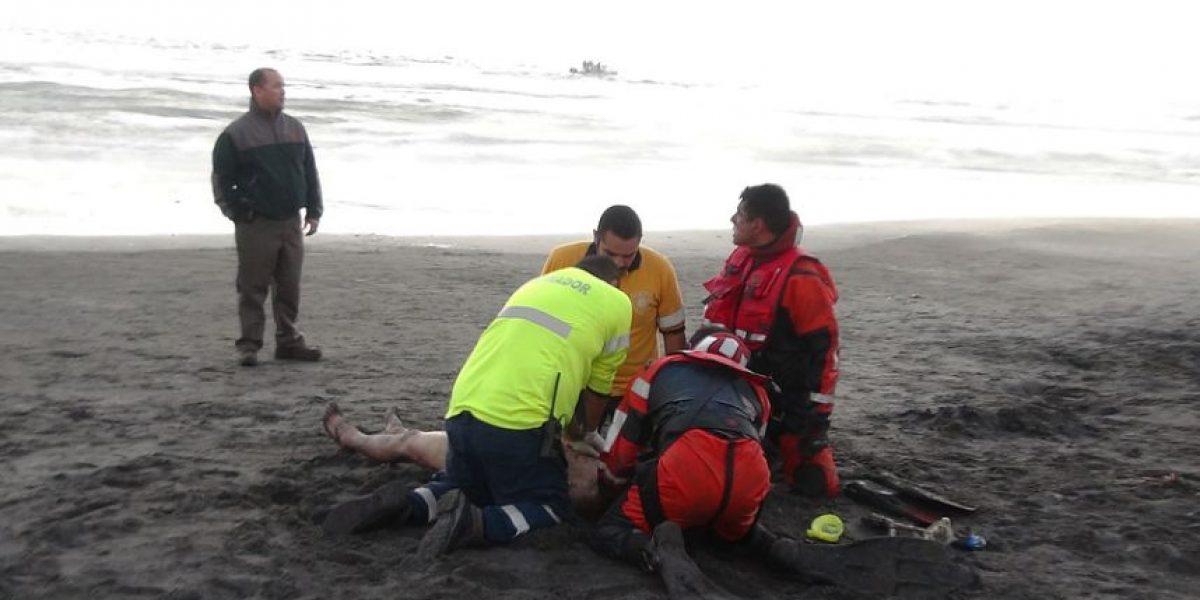 Tome nota: Qué hacer si se enfrenta con un accidente por inmersión