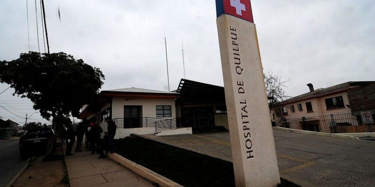 Activan protocolos de emergencia ante posible caso de meningitis en Quilpué