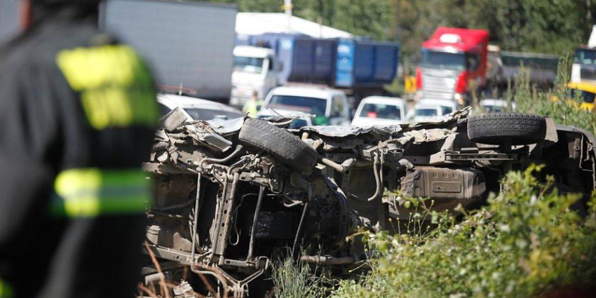Accidentes de tránsito: Autoridades llaman a no seguir aumentando la cifra de niños fallecidos