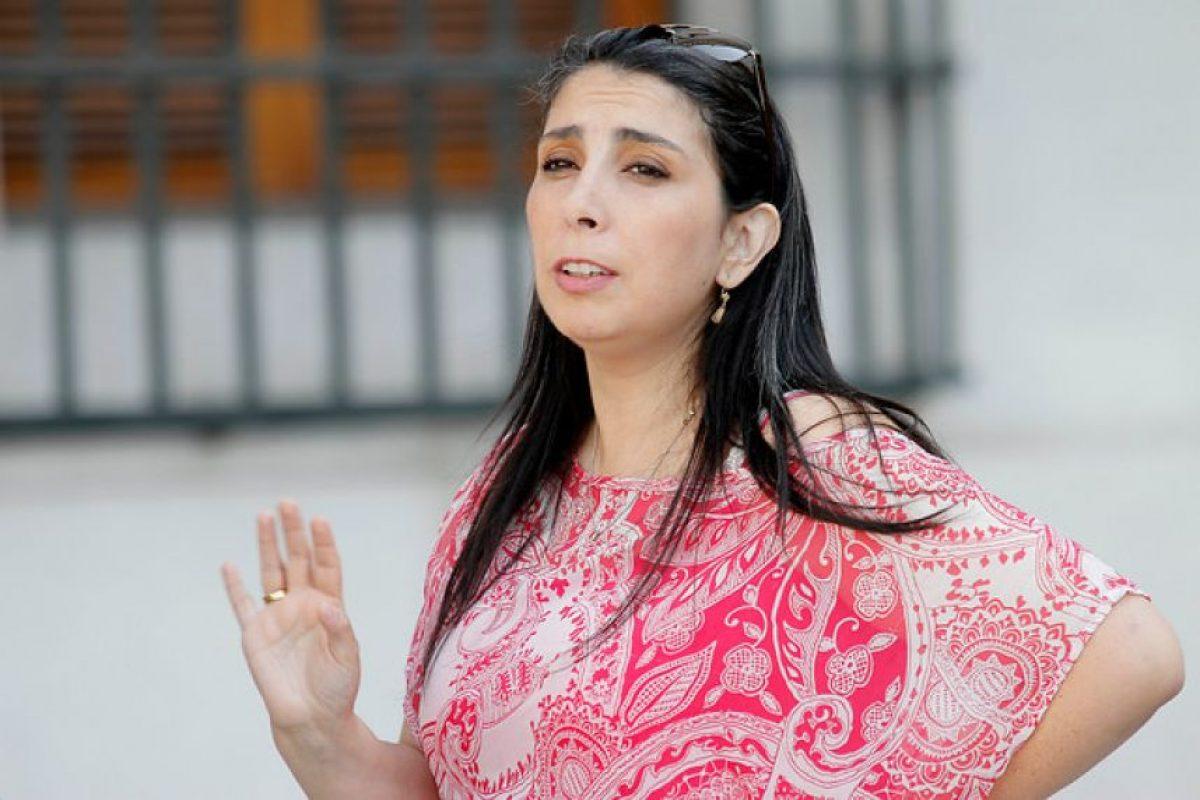 Karla Rubilar Foto:Agencia Uno. Imagen Por: