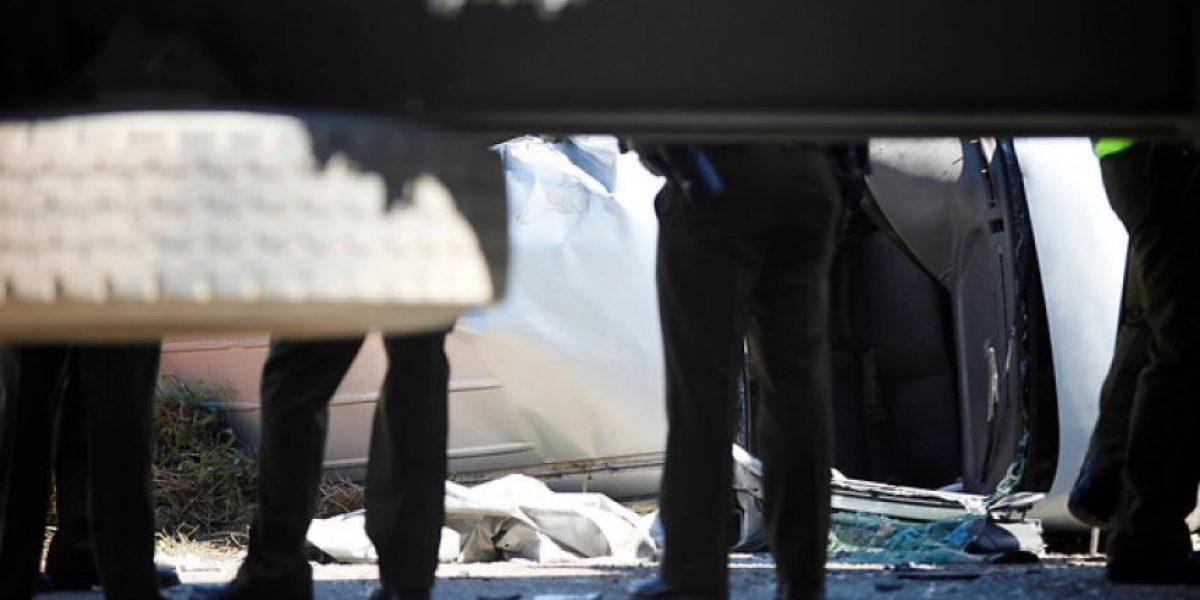 Embarazada murió tras participar de una persecución policial en Concepción