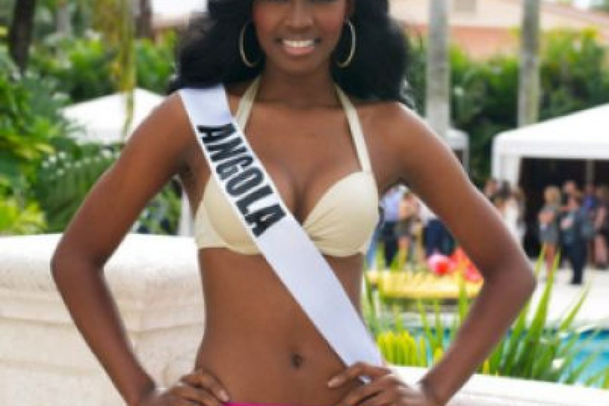 Miss Angola Foto:missuniverse.com. Imagen Por: