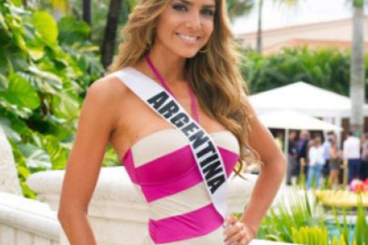 Miss Argentina Foto:missuniverse.com. Imagen Por:
