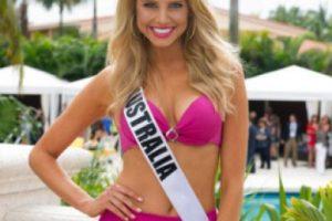 Miss Australia Foto:missuniverse.com. Imagen Por: