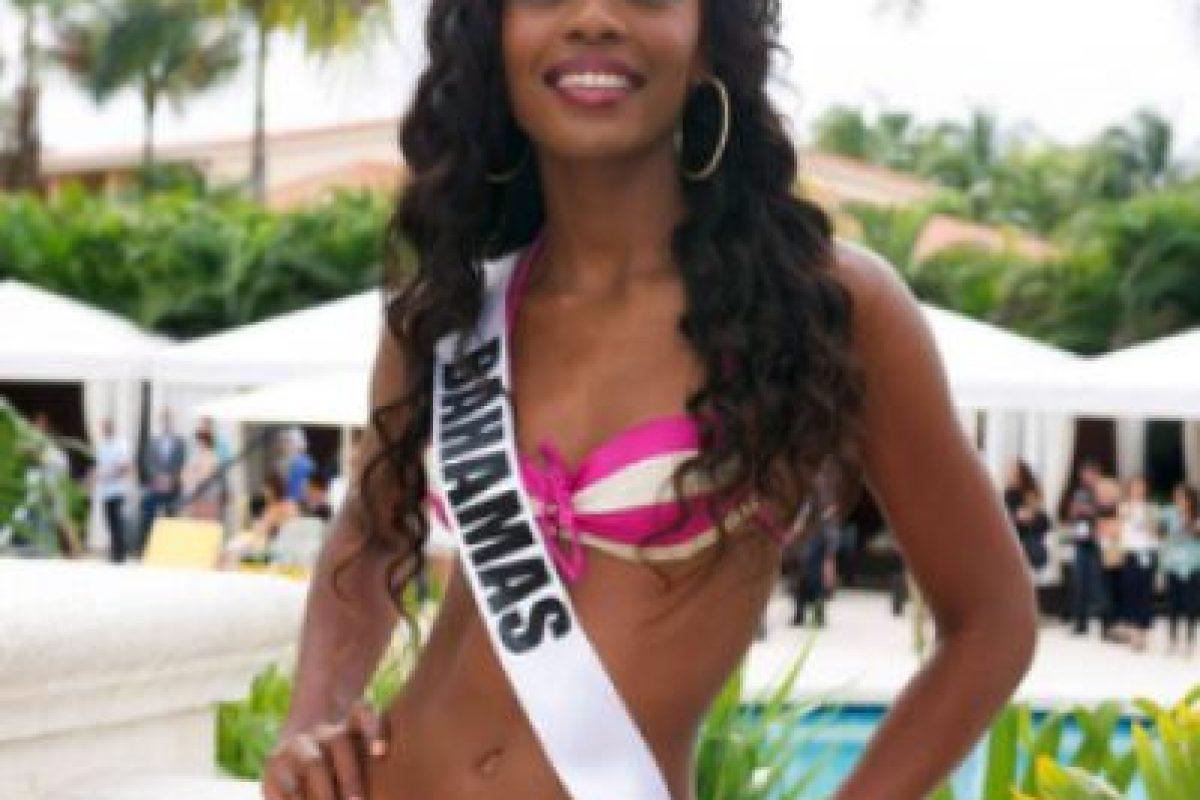 Miss Bahamas Foto:missuniverse.com. Imagen Por: