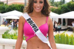 Miss Bolivia Foto:missuniverse.com. Imagen Por: