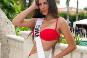 Miss Chile Foto:missuniverse.com. Imagen Por: