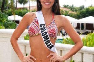 Miss Colombia Foto:missuniverse.com. Imagen Por: