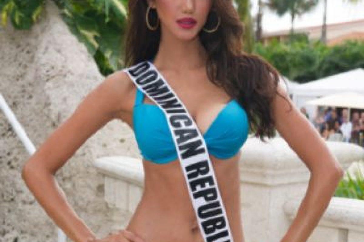 Miss República Dominicana Foto:missuniverse.com. Imagen Por: