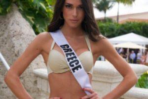 Miss Grecia Foto:missuniverse.com. Imagen Por: