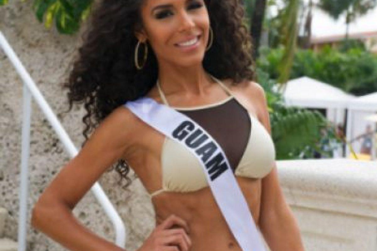 Miss Guam Foto:missuniverse.com. Imagen Por: