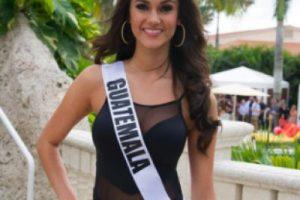 Miss Guatemala Foto:missuniverse.com. Imagen Por: