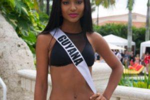 Miss Guyana Foto:missuniverse.com. Imagen Por: