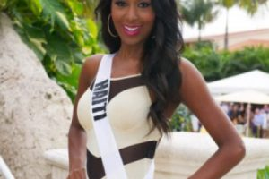 Miss Haiti Foto:missuniverse.com. Imagen Por: