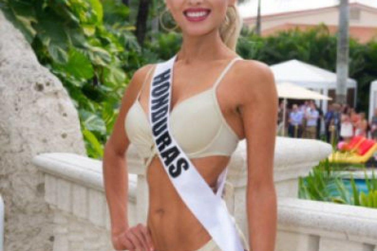 Miss Honduras Foto:missuniverse.com. Imagen Por: